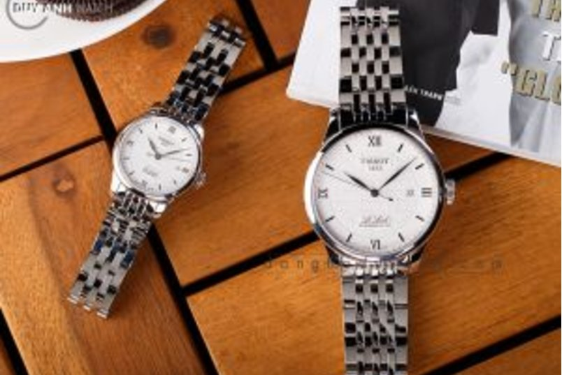 [Review - Đánh Giá] Tissot Le Locle Double Happiness – Song Hỷ lâm môn